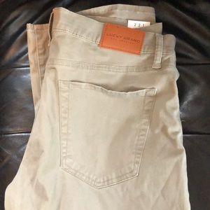 Men's lucky brand jeans 🍀